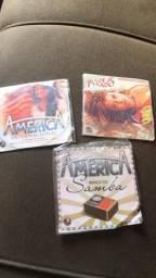 Vendo varios CD?s e DVD?s