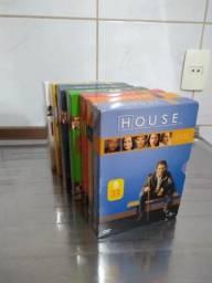 Seriado House em DVD completo