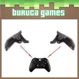 Par de Botões (Gatilhos) RB / LB para Controle de Xbox One sem entrada de fone ?P2? (novo)