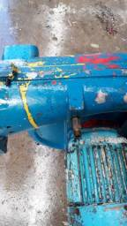 Ventoinha pra forja ou fundição entrada para gás ou oleo