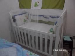 Berço cama branco Kiplac