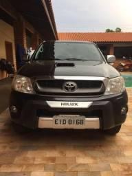 Hilux 2009 4x4 automatica - 2009