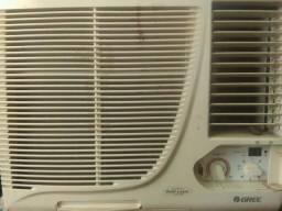 Ar condicionado e ar quente