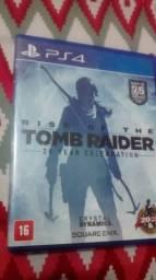 Vendo ou troco rise of the tomb raider