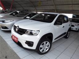 Renault Kwid 1.0 12v sce flex zen manual - 2018