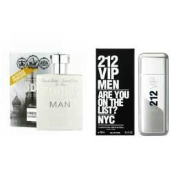 5ff21203e2a4f Perfume Masc. Vodka Man(ref. 212 Vip Men Carolina Herrera)