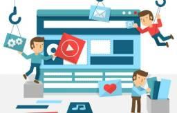 Criação de site para pequenas, médias e grandes empresas (whatsapp na descrição)