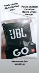 Caixinha JBL