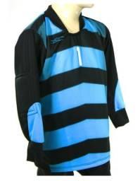 Camisa Goleiro Lambra Malaga Amarela ou Azul infantil