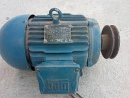 Motor weg 5hp 3470 rpm