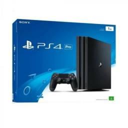 Playstation 4 PS4 Pro 1TB Novo Lacrado na Caixa