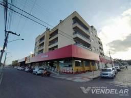 Edifício De Pieri, apartamento de frente, cômodos amplos, com 174m² de área Privativa. Óti