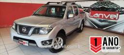 FRONTIER 2015/2016 2.5 SV ATTACK 4X4 CD TURBO ELETRONIC DIESEL 4P AUTOMÁTICO