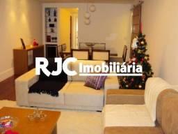 Apartamento à venda com 3 dormitórios em Tijuca, Rio de janeiro cod:MBAP32660