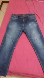 Calça jeans Pool. 38, mas veste 40