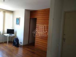 Apartamento com 3 dormitórios à venda, 80 m² por R$ 495.000,00 - Icaraí - Niterói/RJ