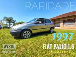 Fiat Palio 1.6 - Ar-condicionado - direção hidráulica - completo - 1997