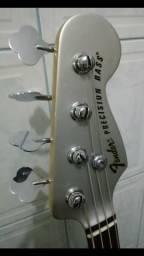 Baixo Fender Precision luthier
