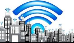 Internet movel e fixa