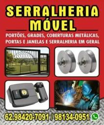 Serralheria móvel