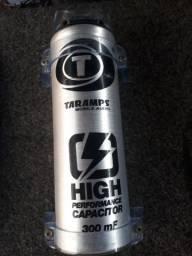 Vendo um mega capacitor da tarampus top