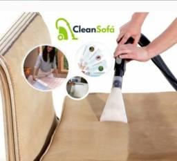 Higienização sofá,colchão tapete