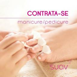 Franquia de estética contrata Manicure/Nail Designer
