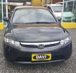 Honda Civic-2008 1.8 Automático - 2008