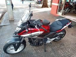 Honda Nc 750x 2019 Vermelha 500km - 2019
