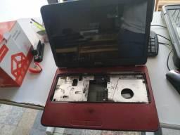 Peças do notebook Dell n4050 e M5040