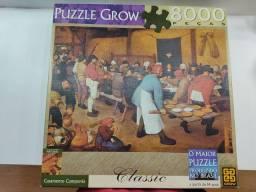 Puzzle Grow 8000 peças