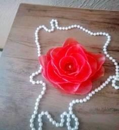Rosa artesanal, para perfumar ambientes