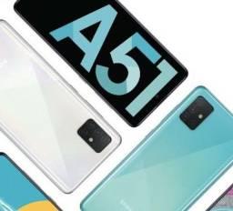 Samsung Galaxy A51 4/128GB Azul + NF