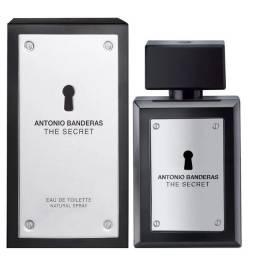 The Secret Antonio Banderas Eau de Toilette- Perfume Masculino 100ml<br><br>