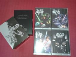 Box Trilogia Classica Star Wars Raro