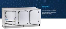 Balcão de serviço Refrigerado 3 portas - * Irani
