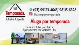 Alugo por Temporada Apartamentos Mobiliados em Santarém no Pará