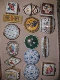 Caixinhas de Porcelana Delfrado