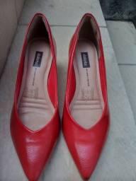 Sapato social número 37