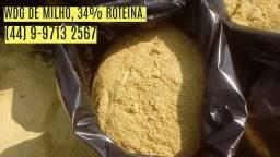 WDG de Milho 34% R$0,90 Kg (substrato de milho úmido com 34% de proteína)