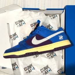 Título do anúncio: UNDEFEATED X Dunk Low 5 On It