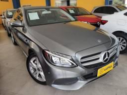Mercedes-benz c 180 2018 1.6 cgi flex avantgarde 9g-tronic
