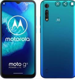 Moto G8 Power Litter - NOVO - COMPLETO