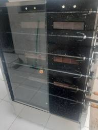 Título do anúncio: Vendo máquina de frango nova!!