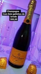Título do anúncio: Champagne veuve clicquot