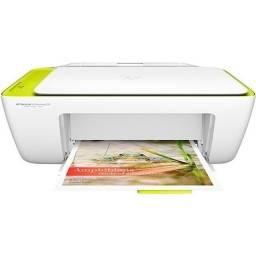 Título do anúncio: Impressora a cor multifuncional HP Deskjet Ink Advantage 2136 branca 110V/220V
