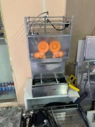 Máquina  de suco de laranja