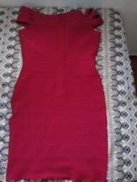 Vestido Vermelho - Modela