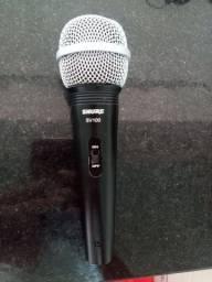 Título do anúncio: Microfone shure sv100