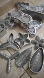 Título do anúncio: Kit frisadores de EVA em ferro fundido com 53 peças